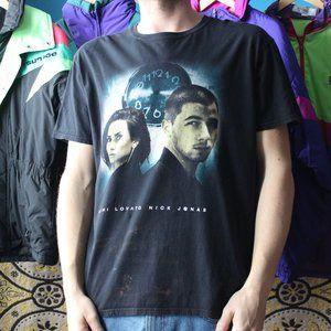 Demi Lovato & Nick Jonas Civic Tour T-Shirt